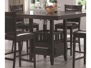 Coaster 100958 Jaden Counter Height Table, Table Only