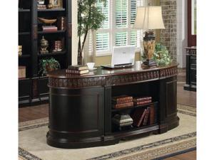 Nicolas Executive Home Office Desk by Coaster Furniture