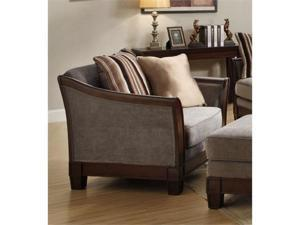Trenton Collection Chair By Homelegance