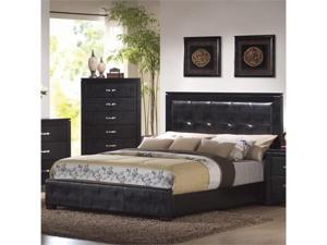 Dylan California King Bed by Coaster Furniture