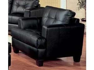 Samuel Black Chair by Coaster Furniture