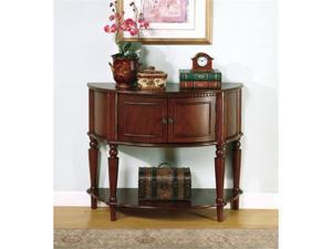 Accent Table in Brown Finish by Coaster