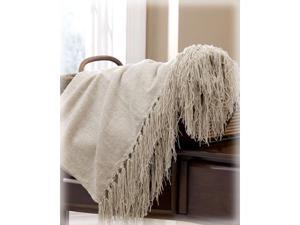 Revere Playa Throw Blanket by Ashley Furniture