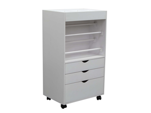 WRAPPING STORAGE CART