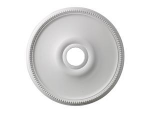 Elk Lighting Brittany Medallion 19 Inch in White Finish - M1003