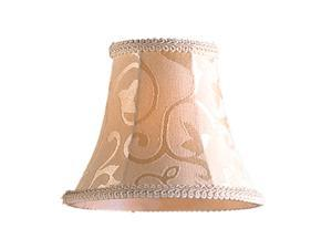 ELK Elizabethan Mini Shade In Patterned Beige Fabric - 1023
