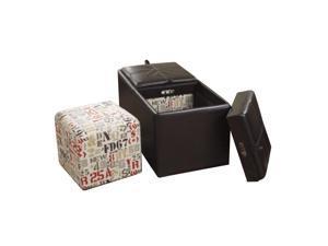 Deshan Ottoman with Storage by Ashley Furniture