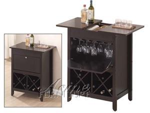 Leo Wenge Finish Wine Bar
