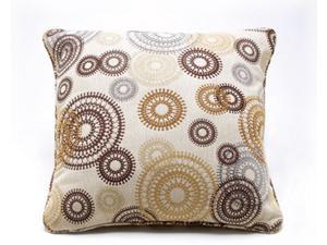 """Famous Collection"" -Sandy Circular  Pillow (Case of 6) by ""Famous Brand"" Furniture"