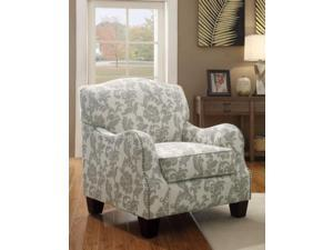 Traditional Cottage Styled Accent Chair