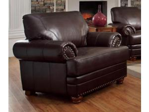 Colton Living Room Chair with Comfortable Cushions