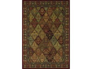 """Wembley WB 38 Red Finish 5'1""""X7'5"""" by Dalyn Rugs"""