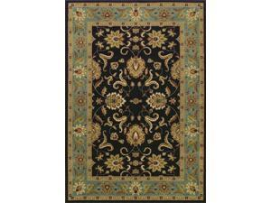 Wembley WB 524 Chocolate Late Finish 3'X5' by Dalyn Rugs