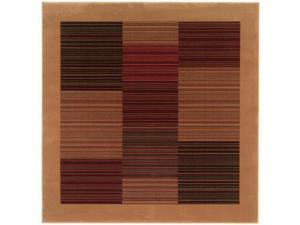 EVEREST HAMPTONS Rug (size: 3.11X3.11) By Couristan shape:SQUARE