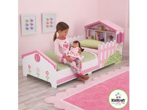 KidKraft Dollhouse Toddler Bed - 76254