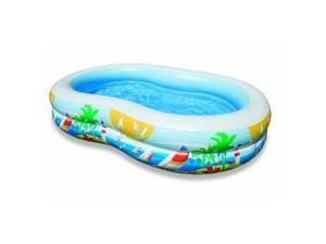 Intex Recreation Swim Center Paradise Lagoon Pool, Age 3+