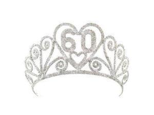 """Elope """"60"""" Sparkling Tiara"""