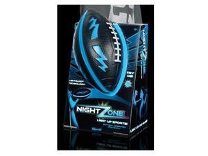 NightZone Light Up Football (Blue)