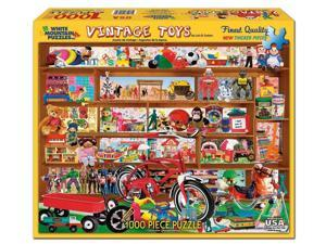 (NEW) Vintage Toys Jigsaw Puzzle