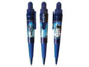 Doctor Who (DW) Talking Pen (Blue)