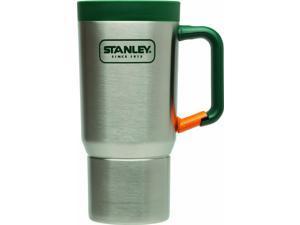 (NEW) Stanley Adventure Clip Grip Coffee Mug (Green, 20-Ounce)