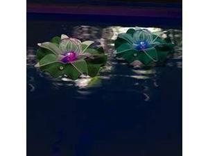 Ocean Art Lotus- Light Up Floating Flowers