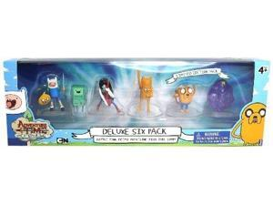 "Adventure Time 2"" Action Figures (6 Pack)"