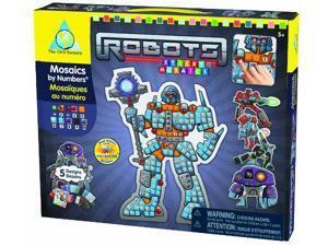 Orb Factory Sticky Mosaics (Robots)