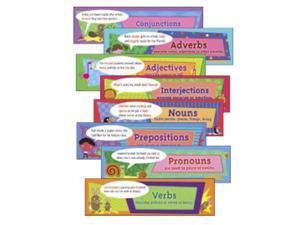 PARTS OF SPEECH MINI BBS