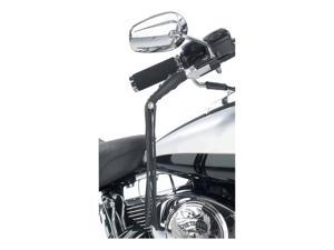 Diamond Plate™ Solid Genuine Leather Motorcycle Lever Covers