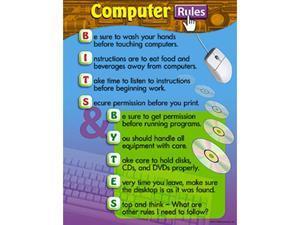 CHART COMPUTER RULES
