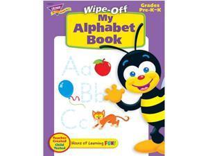 MY ALPHABET BOOK 28PG WIPE-OFF