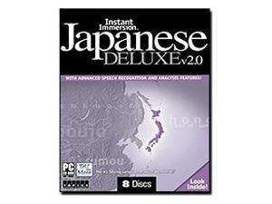 Instant Immersion Japanese Deluxe 2.0