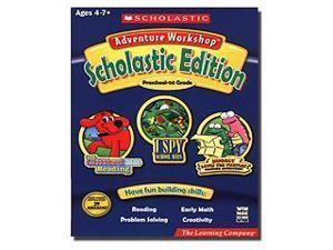 Scholastic Adventure Workshop Preschool - 1st Grade