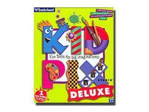 Kid Pix Studio Deluxe Win/Mac