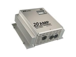Charles 9C-12205SPI-A 5000 Series C-Charger 220VAC - 20A/3 Bank