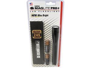 Mini Mag Led Pro+ Blk