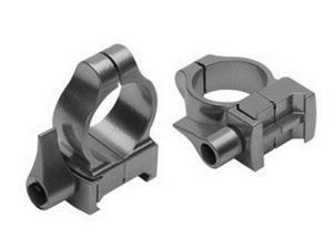 Z-2 Alloy QD Scope Rings - Med (Silver)