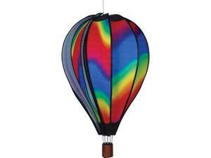 Hot Air Balloon Wavy Gradient