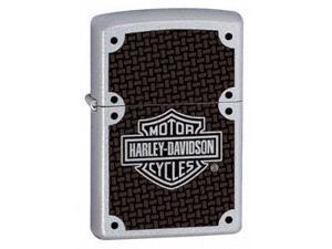 Satin Chrome, Harley Davidson Carbon Fiber