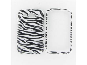 HTC Status/Chacha Zebra Protective Case