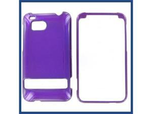 HTC Thunderbolt Purple Protective Case