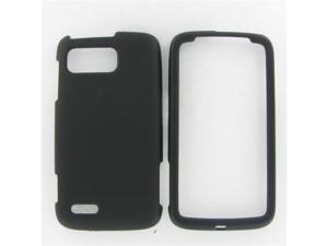 Motorola MB865 (Atrix 2) Black Rubber Protective Case