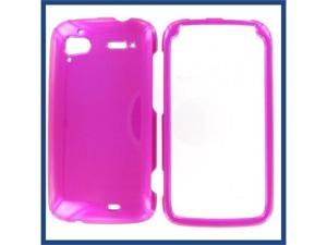 HTC Pyramid / Sensation 4G Hot Pink Protective Case