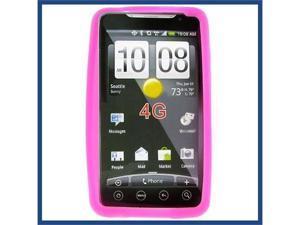 HTC Evo 4G Hot Pink Skin Case