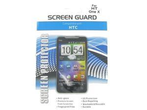 HTC ONE X LCD Screen Protector