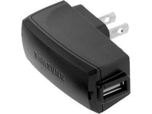 Samsung OEM USB AC Charger Head Only - USB Output 5.0V - 0.7A