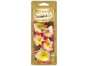Scented Necklace Air Freshener  Tropical Breeze