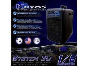 Kryos System 30 Chiller 1/6hp