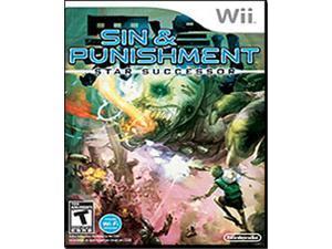 Sin and Punishment: Star Successor (Nintendo Wii)